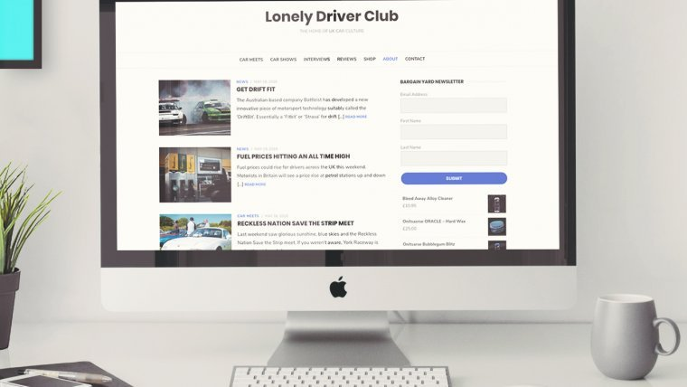 The Lonely Driver Club