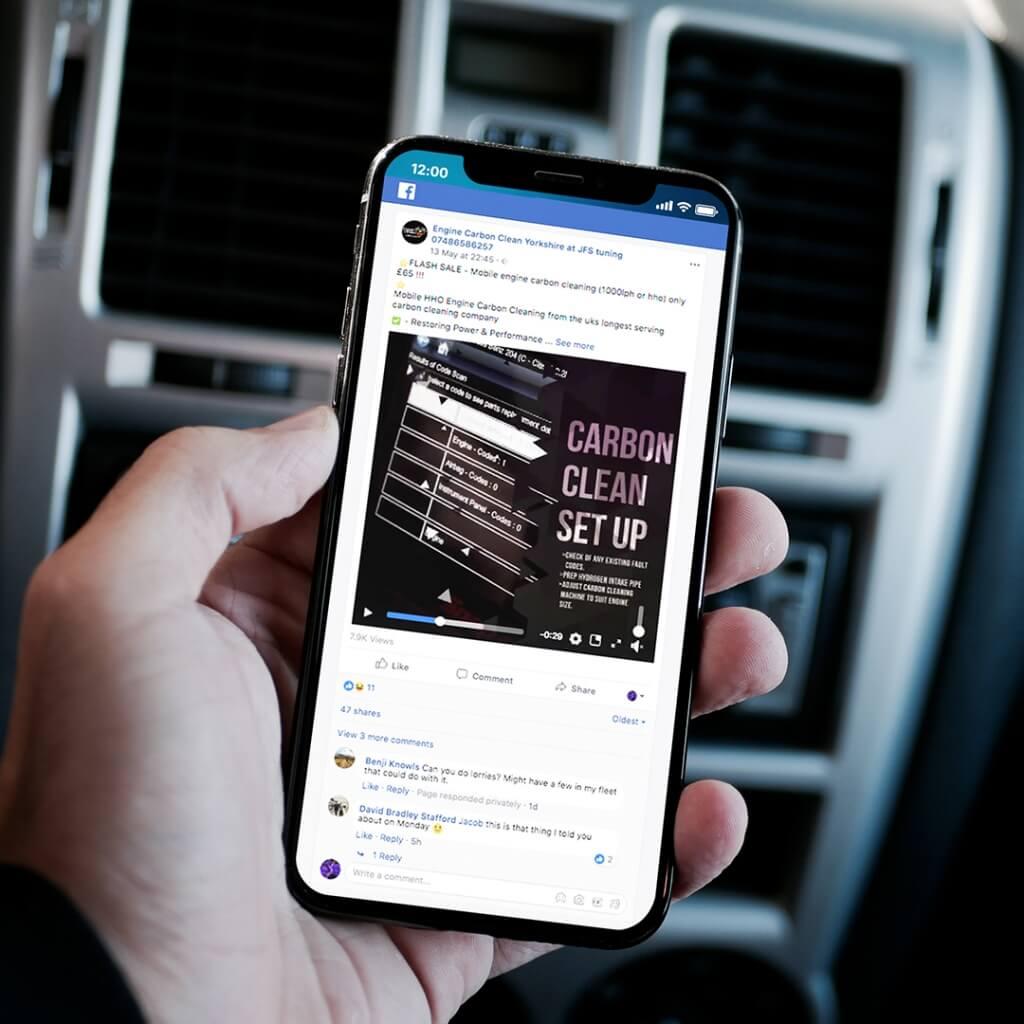 Carbon Clean Social Media