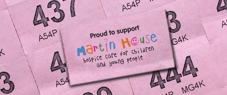 Digital Raffle for Martin House